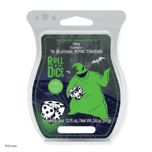 Roll of the Dice Scentsy Bar | Nightmare Before Christmas Roll of the Dice Scentsy Bar