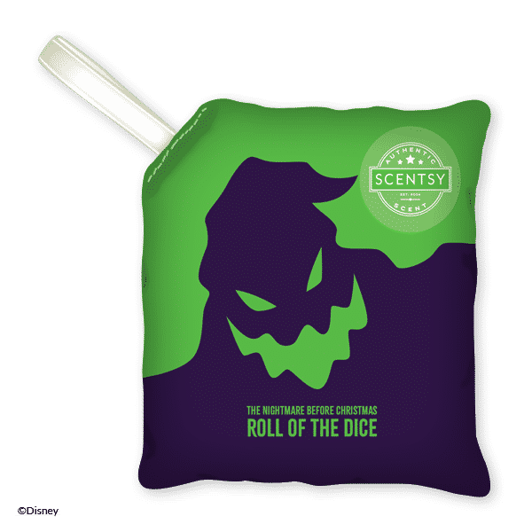Roll of the Dice Scentsy Scent Pak