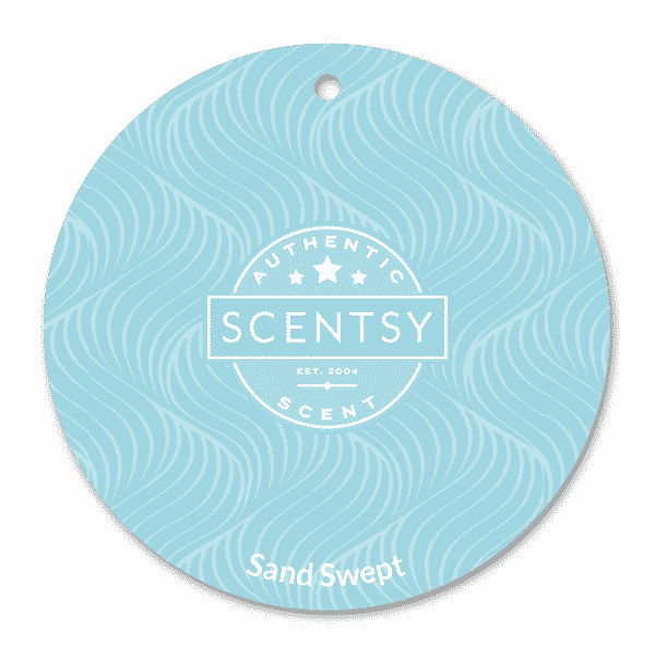 SAND SWEPT SCENTSY SCENT CIRCLE