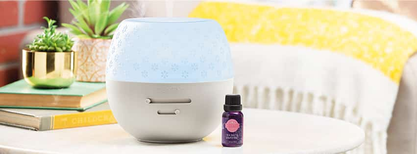 SCENTSY DELUXE DIFFUSER SYSTEM