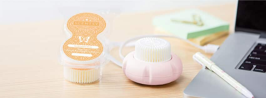 MINI FAN SCENTSY DIFFUSER