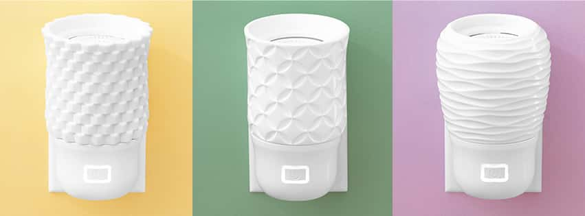 SCENTSY WALL FAN DIFFUSERS