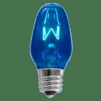 SCENTSY 15W BLUE BULB