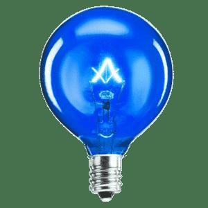 SCENTSY 25W BLUE BULB