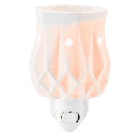 SCENTSY ALABASTER MINI WARMER
