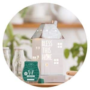 SCENTSY AUGUST BLESS THIS HOME SHOP NOW
