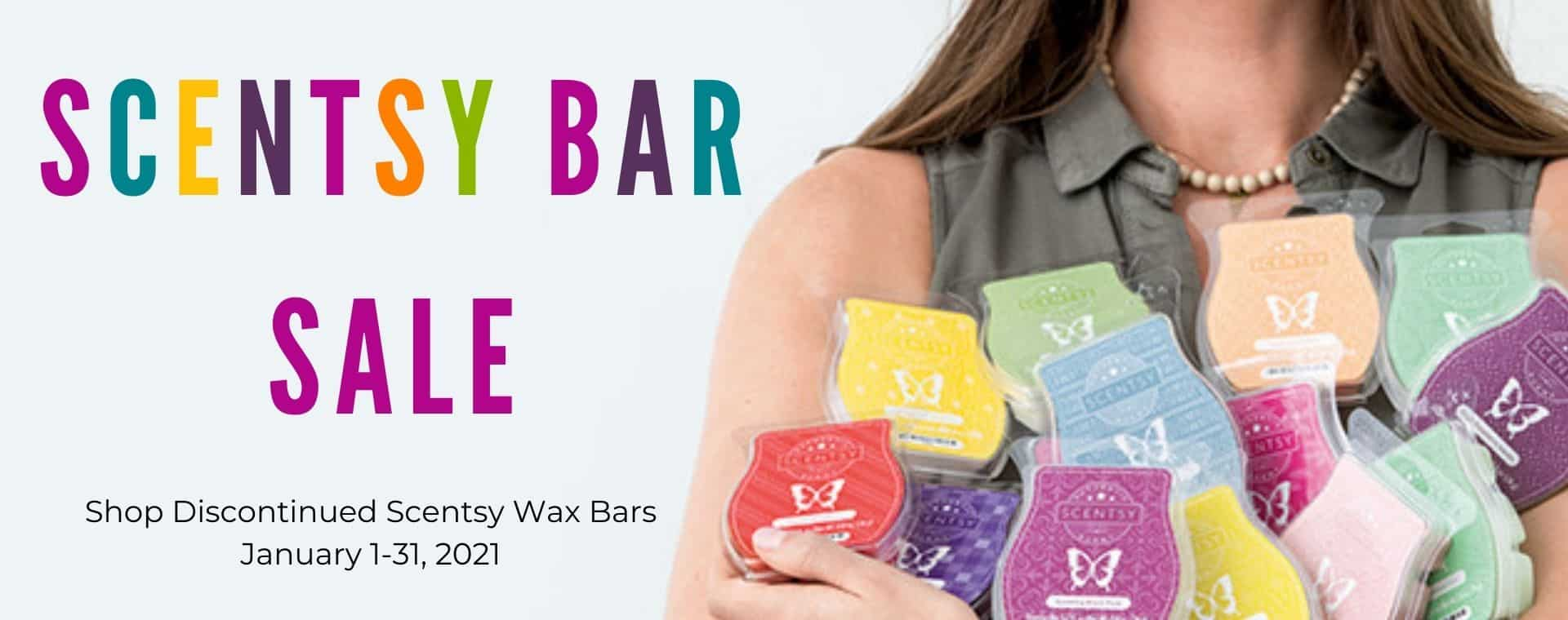 SCENTSY BAR SALE 2021 2