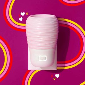 SCENTSY BLUSH PINK SPIN DIFFUSER