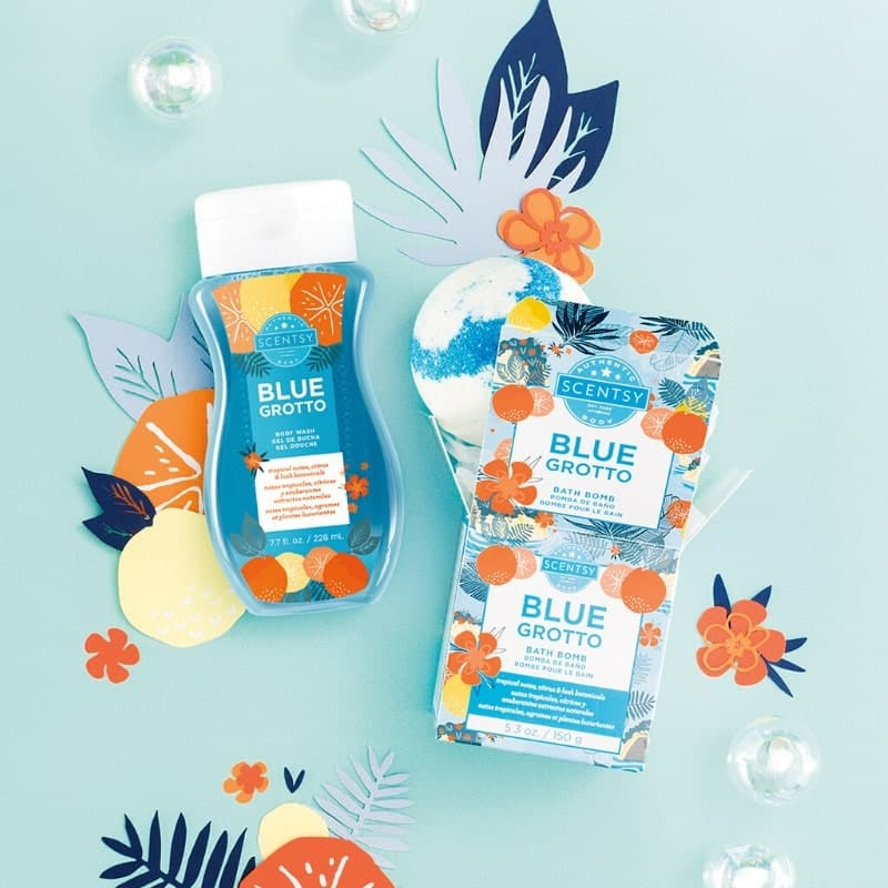 SCENTSY BODY CARE CATEGORY SPRING 2020