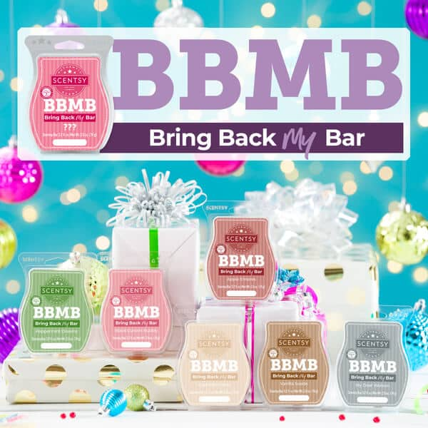 SCENTSY BRING BACK MY BAR FALL 2020 | SHOP NOW