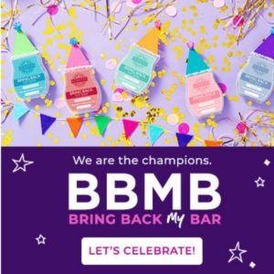 SCENTSY BRING BACK MY BAR JULY 2019