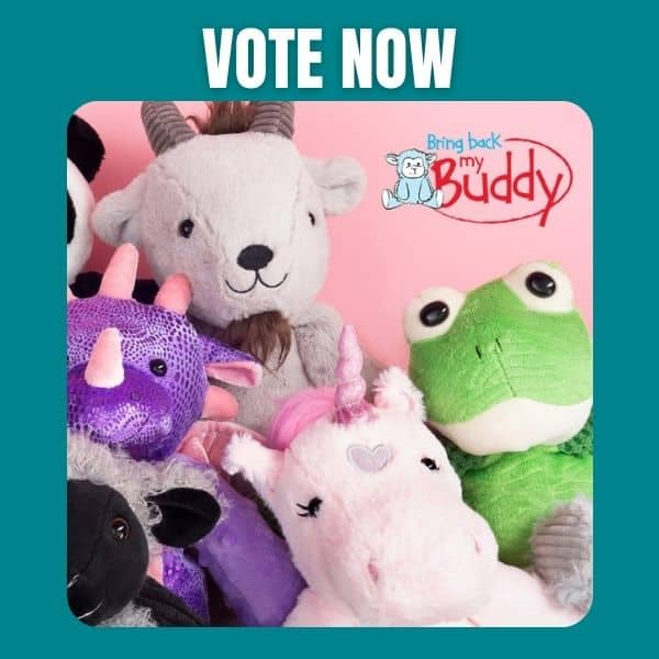 SCENTSY BRING BACK MY BUDDY 2021 | VOTE NOW
