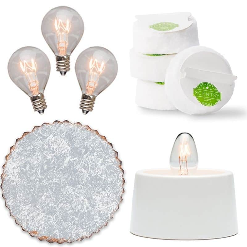 SCENTSY BULBS ACCESSORIES FALL 2021