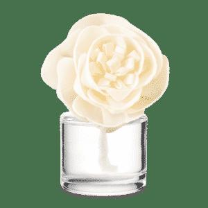 SCENTSY BUTTERCUP BELLE FRAGRANCE FLOWER | Hibiscus Pineapple - Buttercup Belle Scentsy Fragrance Flower