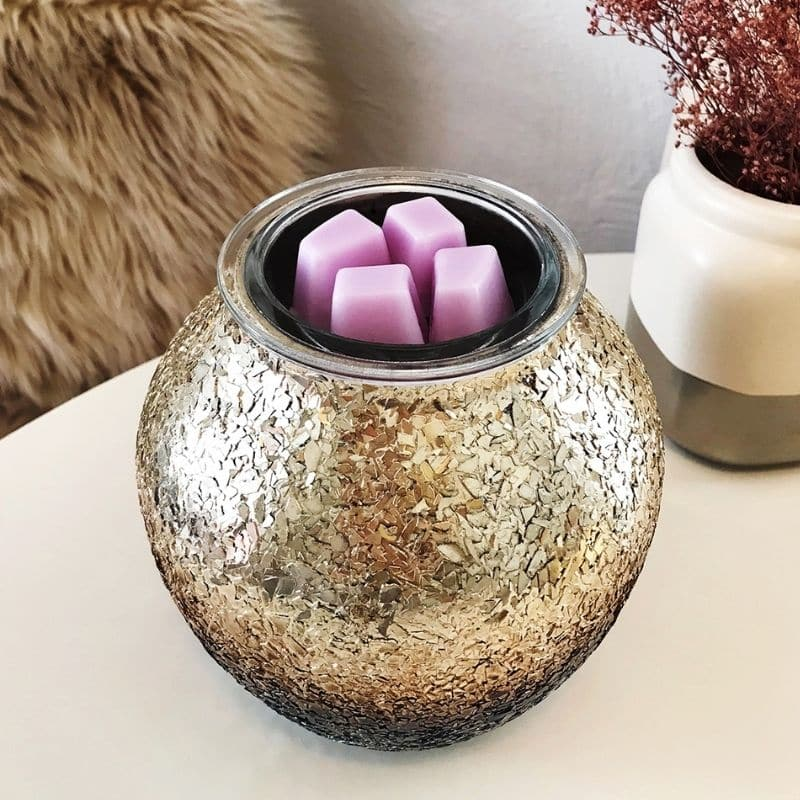 SCENTSY CHARRED WARMER