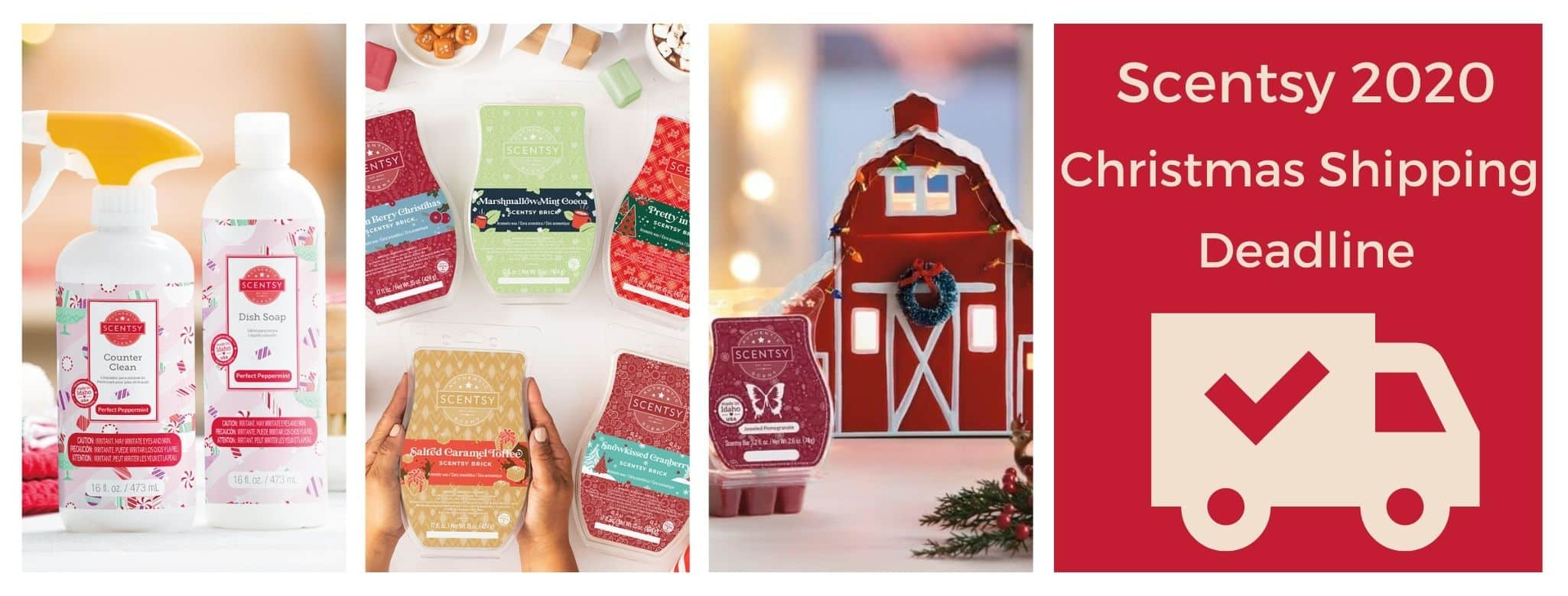 SCENTSY CHRISTMAS 2020 SHIPPING DEADLINE