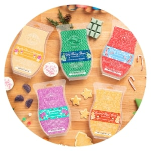 SCENTSY CHRISTMAS BRICKS