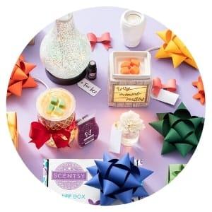 SCENTSY CHRISTMAS GIFTS DECEMBER 2019