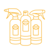 SCENTSY CLASSIC CLEAN BUNDLE AND SAVE | SCENTSY CLASSIC CLEAN BUNDLE - COUNTER CLEAN, BATHROOM CLEANER, AND DISH SOAP