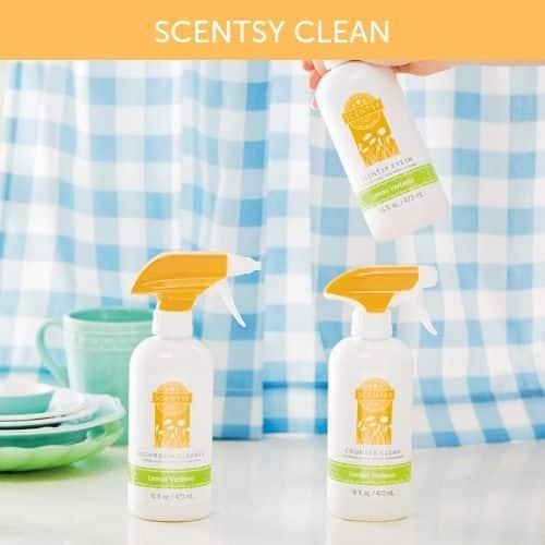 SCENTSY CLEAN CATEGORU