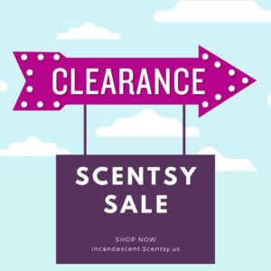 SCENTSY CLEARANCE SALE 1