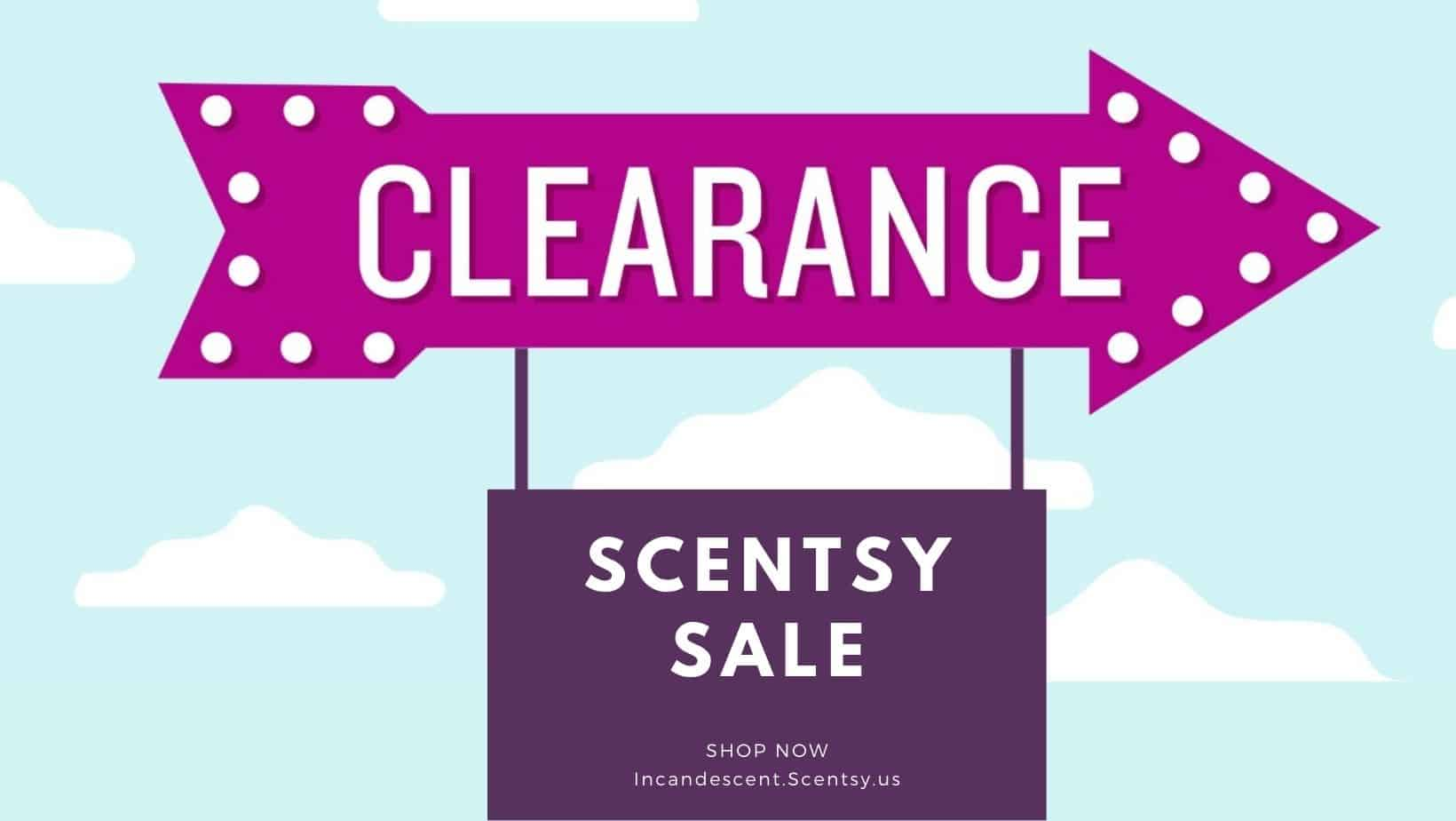 SCENTSY CLEARANCE SALE 2