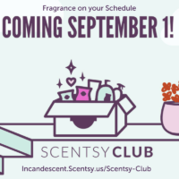NEW! THE SCENTSY CLUB | SUBSCRIPTION SERVICE