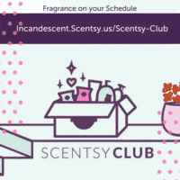 SCENTSY CLUB SUBSCRIPTION PROGRAM