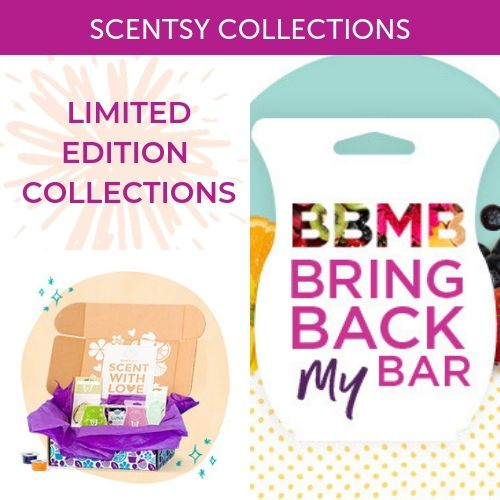 SCENTSY COLLECTIONS 2019 INCANDESCENT CATEGORY