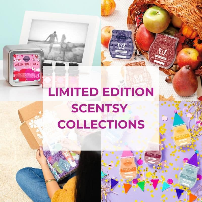 SCENTSY COLLECTIONS SPRING 2020 CATEGORY