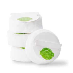 SCENTSY COTTON CLEANUP PADS
