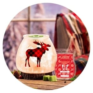 SCENTSY DECEMBER 2019 COLLECTION WARMER