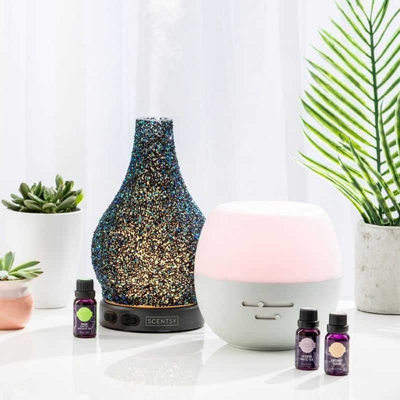 SCENTSY DIFFUSERS 2020 FALL 1