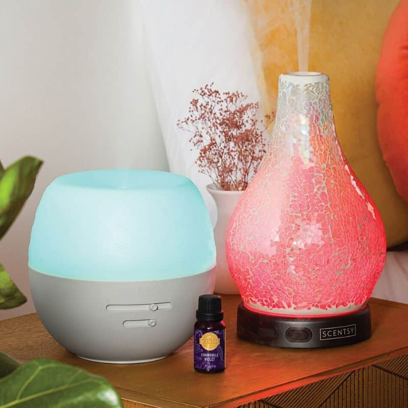 SCENTSY DIFFUSERS 2020 FALL
