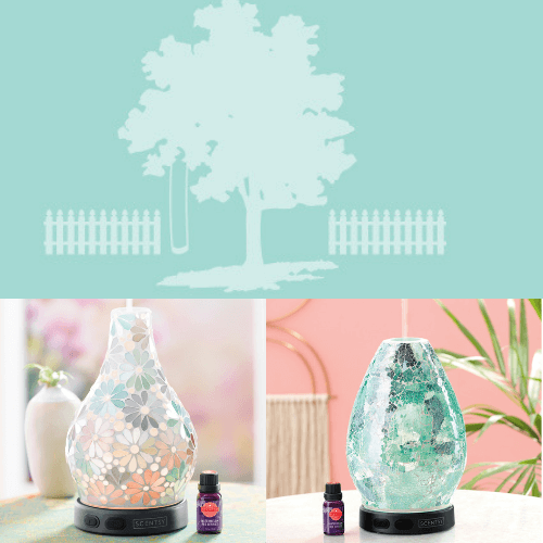SCENTSY DIFFUSERS SPRING 2019 CATEGORY