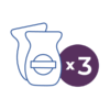 SCENTSY DRYERS DISKS 3 PACK BUNDLE - COMBINE & SAVE | Shop Scentsy | Incandescent.Scentsy.us