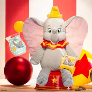 SCENTSY DUMBO AND CIRCUS PARADE SCENTSY BAR