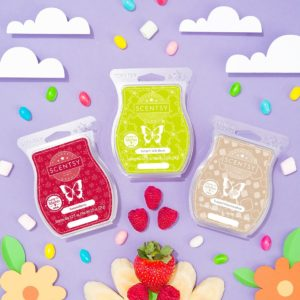SCENTSY EASTER 2021 3 PACK