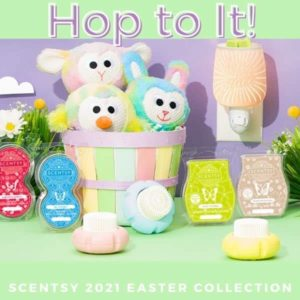 SCENTSY EASTER 2021 COLLECTION