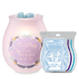 SCENTSY EVERYTHING I AM WARMER MOTHER'S DAY BUNDLE | SCENTSY MOTHER'S DAY BUNDLES 2019