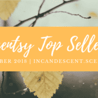 SCENTSY FALL 2018 TOP SELLERS LIST (1)   SCENTSY OCTOBER 2018 WARMER & SCENT OF THE MONTH - GOLD LEAF SCENTSY WARMER & BUTTER PECAN SCENTSY FRAGRANCE