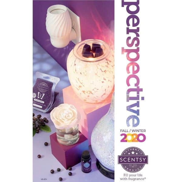 NEW! SCENTSY FALL 2020 CATALOG | SHOP AUGUST 1, 2020