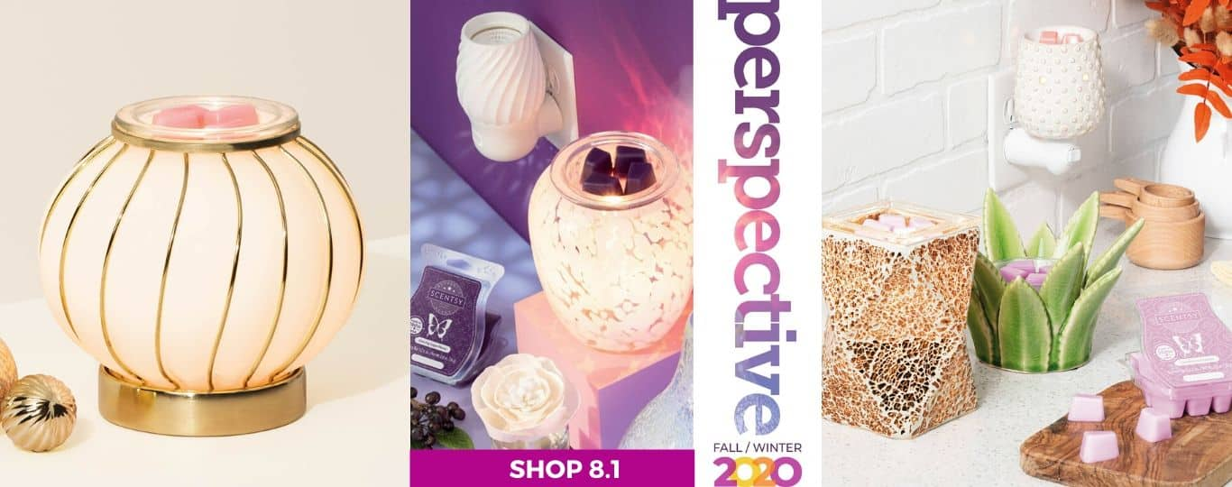 SCENTSY FALL 2020 CATALOG SHOP AUGUST 1ST