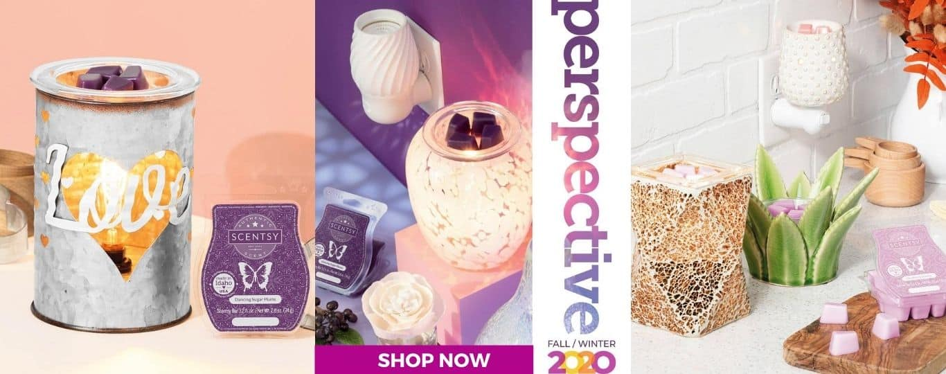 SCENTSY FALL 2020 CATALOG SHOP NOW