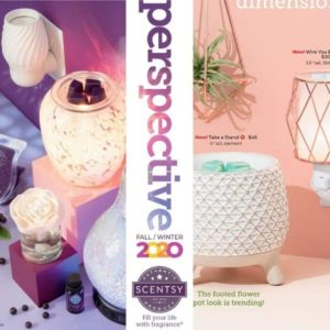 SCENTSY FALL 2020 CATALOG SLIDESHOW INCANDESCENT