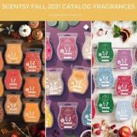 SCENTSY FALL 2021 CATALOG FRAGRANCE LIST   Scentsy 2021 Fall Winter Catalog Slideshow