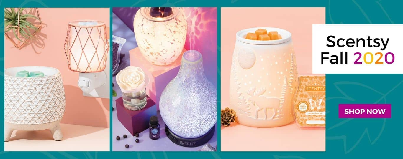 SCENTSY FALL CATALOG 2020 SHOP NOW