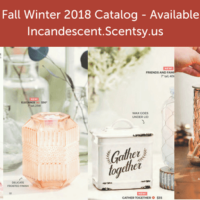 NEW! SCENTSY FALL WINTER 2018 2019 CATALOG