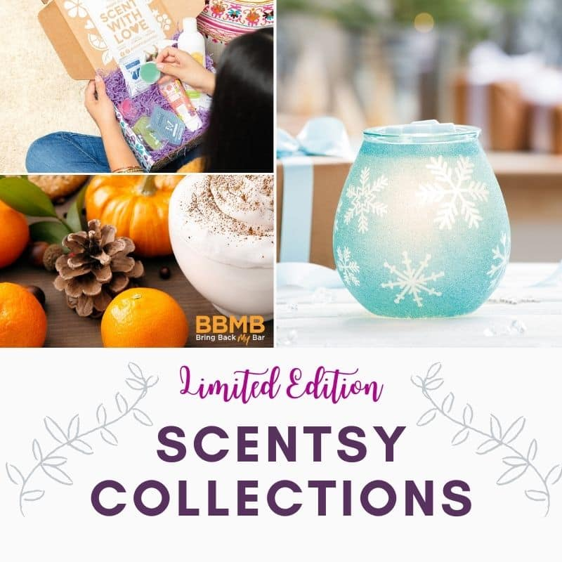 SCENTSY FALL LIMITED EDITION COLLECTIONS 2020 2