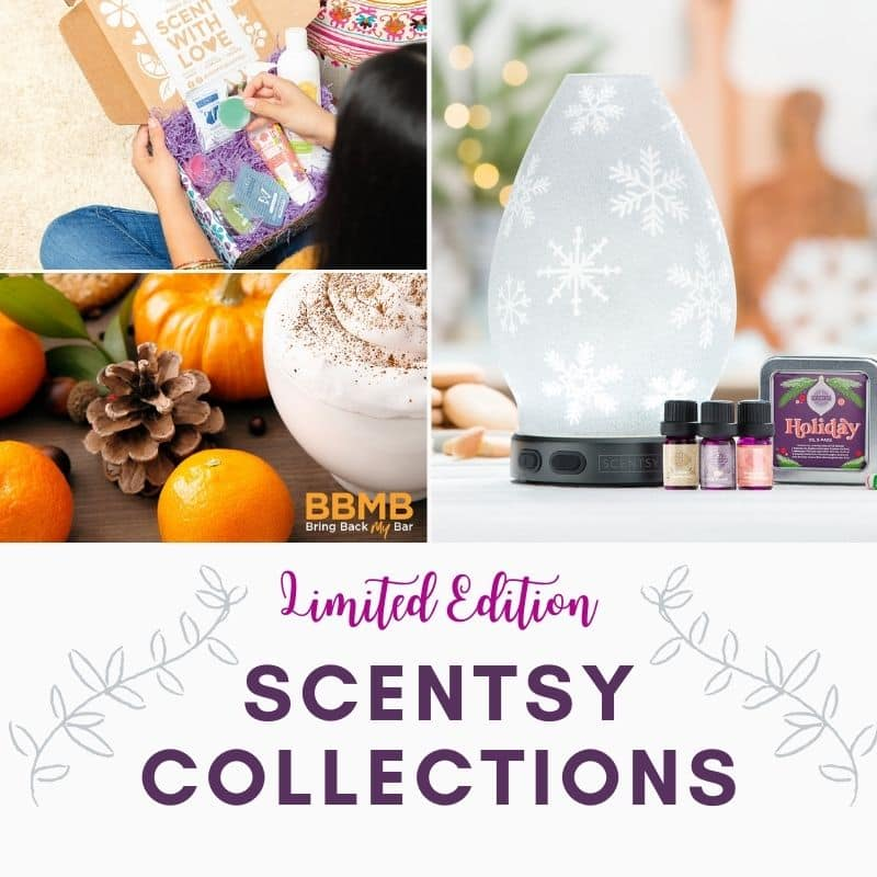 SCENTSY FALL LIMITED EDITION COLLECTIONS 2020 3